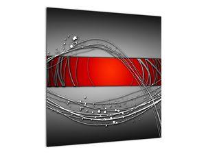 Abstraktionsbild (V022070V5050)