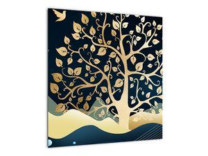 Slika zlatega drevesa (V022286V5050)