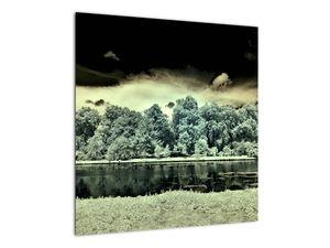 A víz felszínének képe (V022315V5050)