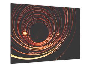 Obraz abstraktních linek (V020030V7050)