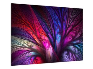 Tablou abstract cu copacul (V020125V7050)