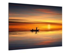 Obraz - plavba na loďke (V020168V7050)
