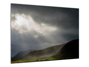 Tablou cu furtuna în apropiere (V020206V7050)