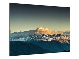 Tablou - vârfuri de munți (V020227V7050)