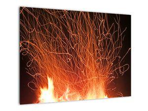 Tablou cu focul (V020437V7050)