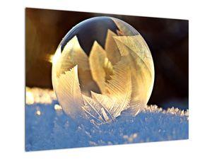 Kép - fagyott buborékok (V020519V7050)