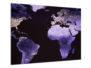 Tablou Pământului din Cosmos (V020649V7050)