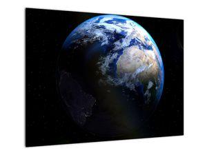 Föld és a Hold képe (V020671V7050)