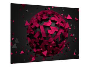 Obraz 3D abstrakce (V020866V7050)