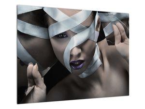 Slika žene s vrpcom (V021278V7050)