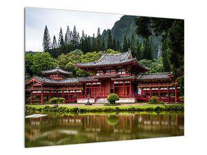 Obraz - Budhistický kláštor (V021325V7050)