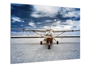 Obraz motorového letounu (V021915V7050)