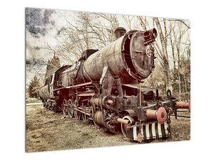 Povijesna slika lokomotive (V021965V7050)