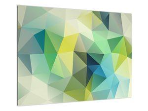 Obraz geometrické abstrakce (V021970V7050)