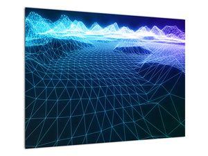Slika - Planine u računalnom modelu (V022019V7050)