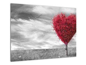Obraz - Srdce korunou stromu (V022033V7050)