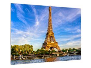 Obraz - Eiffelova věž (V022035V7050)