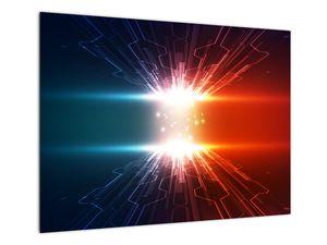 Abstraktní obraz aktivního náboje (V022061V7050)