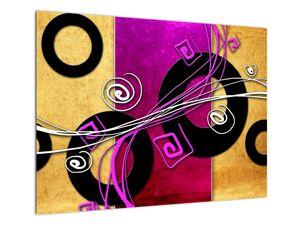 Obraz abstrakce (V022066V7050)