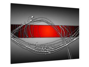 Abstraktionsbild (V022070V7050)
