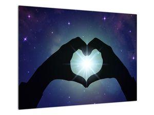 Obraz - Symbolická láska (V022119V7050)