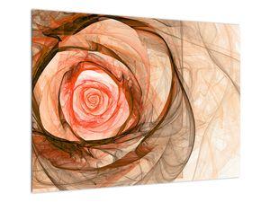 Obraz - Růže uměleckého duchu (V022202V7050)