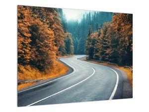 Obraz - Klikatící se silnice (V022279V7050)