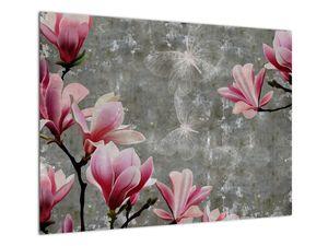 Obraz s květy (V022313V7050)