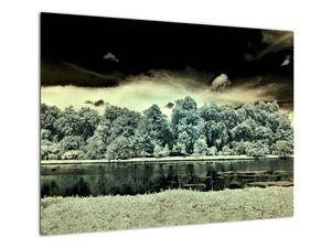 A víz felszínének képe (V022315V7050)