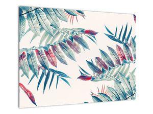Obraz - Tropické listy (V022517V7050)
