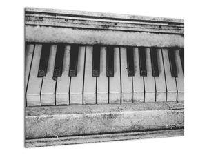 Egy régi zongora képe (V022562V7050)