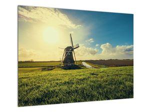 Obraz - Větrný mlýn (V022622V7050)