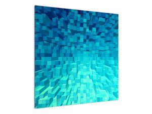 Obraz - abstraktní kostky (V020021V7070)
