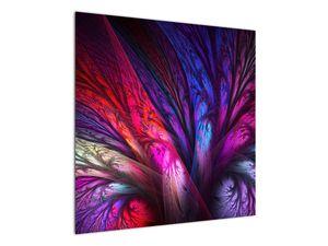 Tablou abstract cu copacul (V020125V7070)
