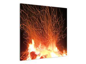 Tablou cu focul (V020437V7070)