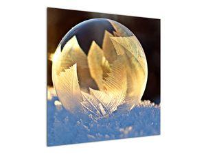 Kép - fagyott buborékok (V020519V7070)