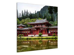 Obraz - Budhistický kláštor (V021325V7070)