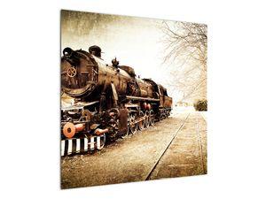 Slika - Povijesna lokomotiva (V021959V7070)