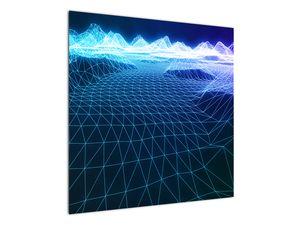 Slika - Planine u računalnom modelu (V022019V7070)