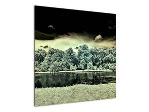 A víz felszínének képe (V022315V7070)