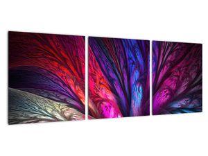 Tablou abstract cu copacul (V020125V9030)