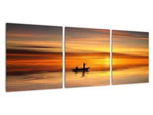 Tablou - cu barca  (V020168V9030)
