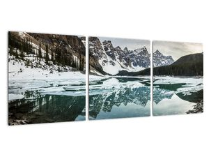 Tablou - lacul iarna (V020181V9030)