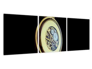 Obraz zlatých kapesních hodinek (V020569V9030)