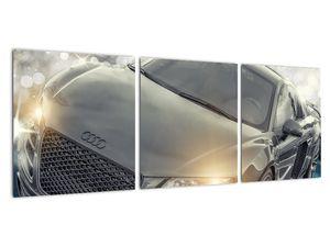 Obraz auta Audi - šedé (V020631V9030)