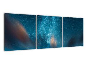 Obraz modrej mliečnej cesty (V020646V9030)