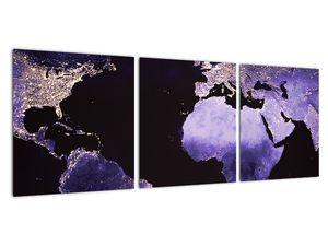 Tablou Pământului din Cosmos (V020649V9030)
