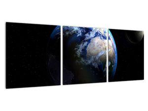 Föld és a Hold képe (V020671V9030)