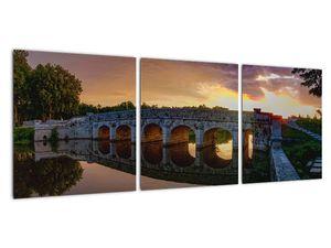 Obraz mostu (V020801V9030)