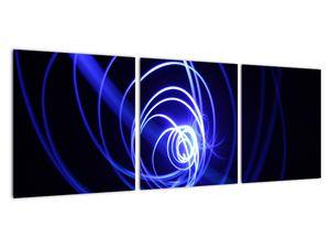 Kék spirálok képe (V020815V9030)